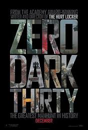 Zero Dark thiry
