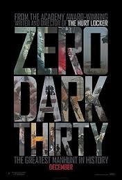 Zero Dark thiry